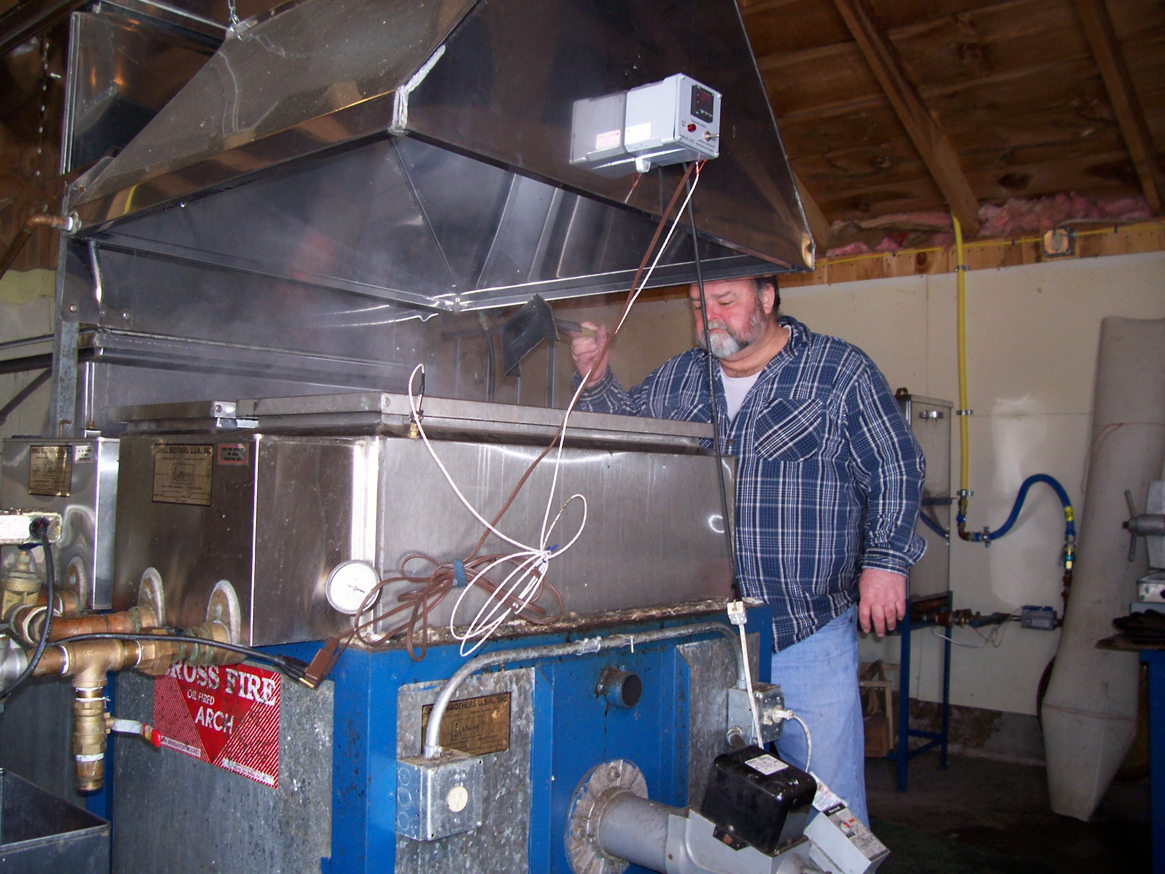 how maple syrup is made massachusetts maple producers