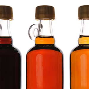 Learn more about maple syrup grades