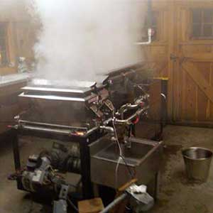 Learn how Massachusetts maple products are made