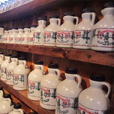 Buy Massachusetts maple products
